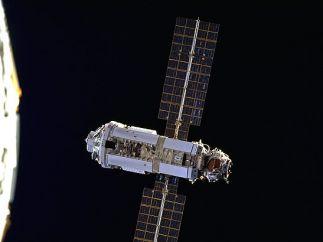 Primer ladrillo de la Estación Espacial Internacional