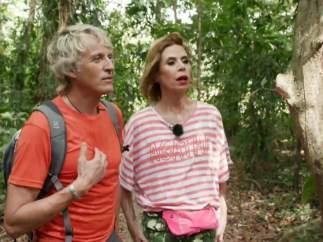 Agatha Ruiz de la Prada le confiesa a Jesús Calleja que fue infiel a su exmarido Pedro J. Ramírez