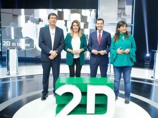 Las candidatas y candidatos a las elecciones andaluzas