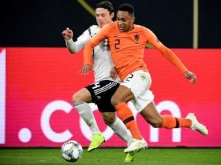 Holanda se mete 'a la alemana' en la final four de la Nations League y deja fuera a Francia