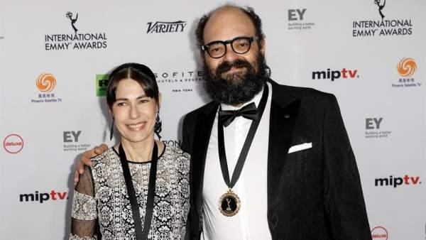 Cristina Alcelay e Ignatius Farray,