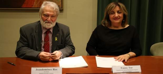 El Institut d'Estudis Baleàrics colaborará en un proyecto para crear un mapa digital del Imperio ...