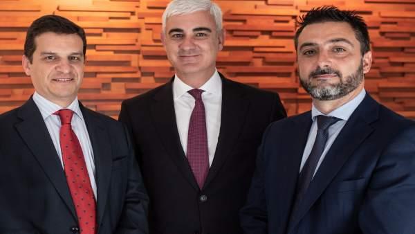 Nuevas incorporaciones de Montero Aramburu al despacho de Las Palmas