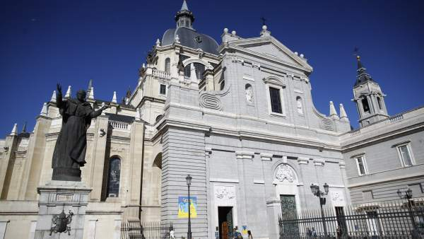 La Catedral de la Almudena de Madrid