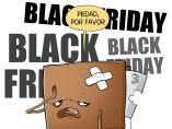 'Black Friday', viñeta de Álvaro Terán.