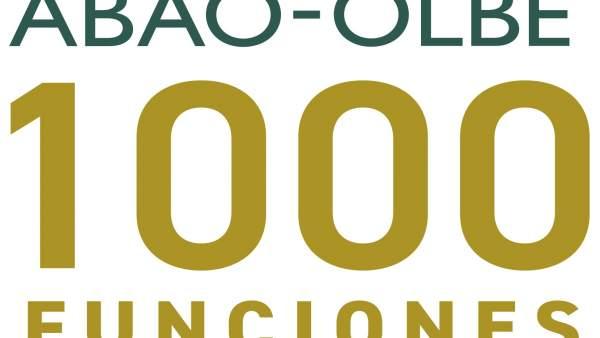 Cartel de las 1.000 funciones