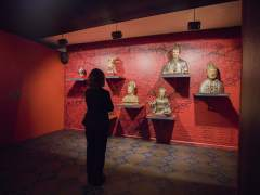 Fotografía de la exposición Pasión por Zaragoza