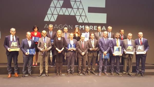 Premio a la Excelencia Empresarial 2018