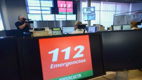 Centro de coordinación de Emergencias 112 Andalucía