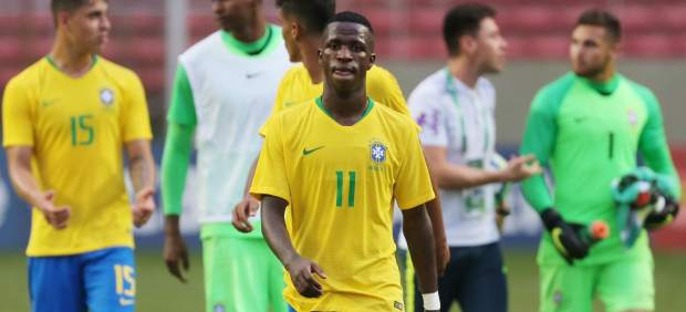 "Vinícius Junior asegura que se ha adaptado ""rápido"" al Real Madrid"