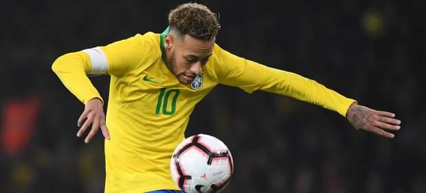 Alarma en el PSG: Neymar y Mbappé se lesionan a una semana de jugársela en la Champions