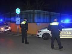 Muere por disparos un hombre en Marbella