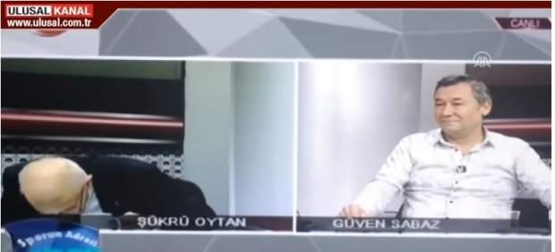 Un comentarista deportivo turco sufre un ataque al corazón en directo