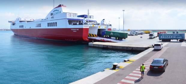 Las exportaciones de Baleares bajan un 11,7% en Baleares en septiembre, hasta los 175,4 millones de ...