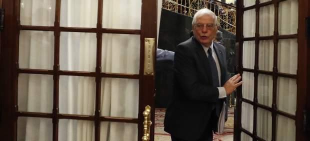 Borrell reconoce el