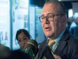 El secretario general de Femepa, Juan Carlos Betancor