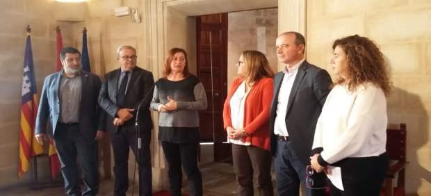 Armengol señala que los Consells Insulares gestionarán las competencias de Igualdad y LGTBI de ...