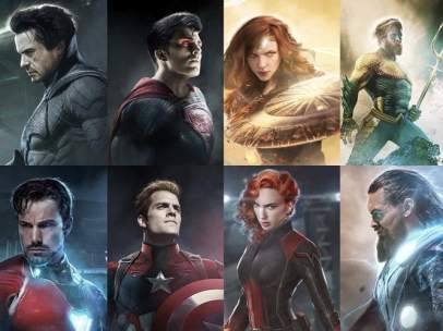 Fan Art Superhéroes
