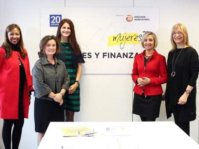 Mujeres 20: Foro Mujeres y Finanzas