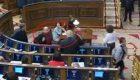 Borrel acusa a un diputado de ERC de escupirle