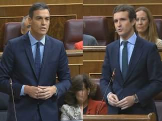 Sánchez y Casado se echan en cara la ruptura del acuerdo para renovar el CGPJ