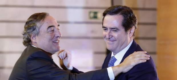 Garamendi, elegido presidente de la CEOE para los próximos cuatro años