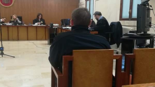 El director del Club d'Esplai acusado de abusos, en la Audiencia