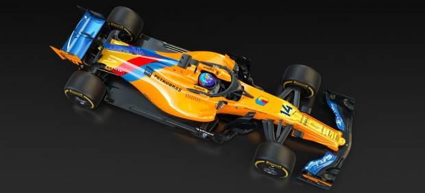 Fernando Alonso lucirá sus colores en el coche para despedirse de la Fórmula 1