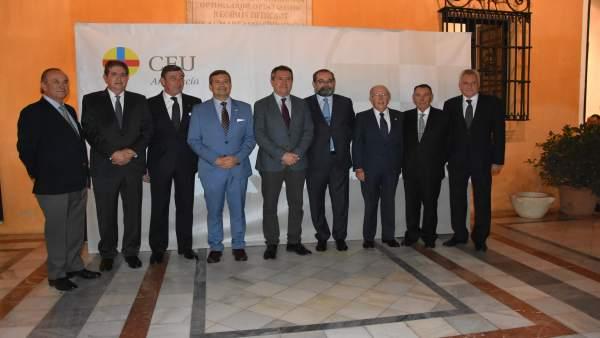Entrega de los Premios CEU Fernando III