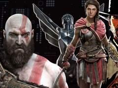 El mejor juego del año según Game Awards, Golden Joystick, Platinum Awards