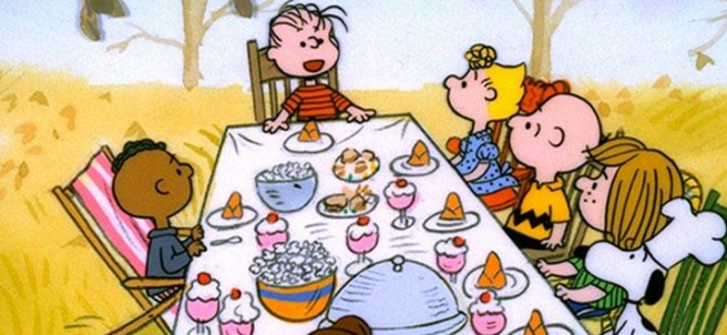 Charlie Brown en 'A Charlie Brown Thanksgiving'