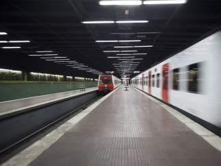 Con la unificación tarifaria será posible viajar desde Barcelona a Sant Cugat del Vallès en Ferrocarrils (FGC) al precio de zona 1.