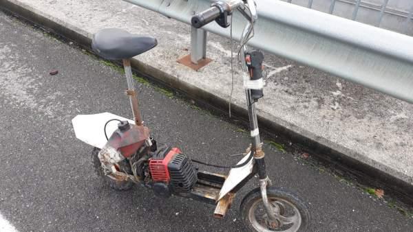 Vehículo en Lugo