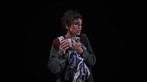 Verónica Echegui en 'La Strada'