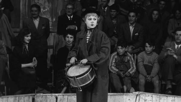 Giulietta Masina en 'La Strada'