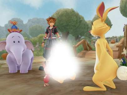 'Kingdom Hearts', censurado en China por Winnie The Pooh