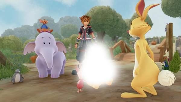000cc768e La campaña china contra Winnie The Pooh llega a 'Kingdom Hearts'
