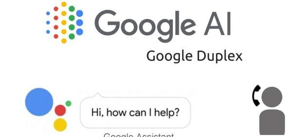Captura de pantalla de Google Dúplex