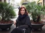 La escritora Care Santos, premio Nadal 2107