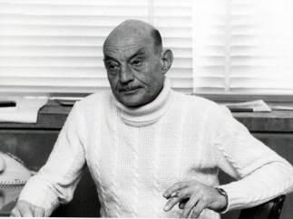 El poeta José Hierro, en una imagen de archivo.