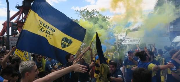 Seguidores de Boca Juniors