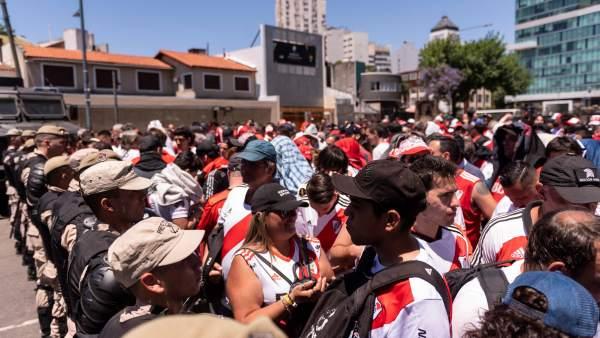 La policía de Buenos Aires