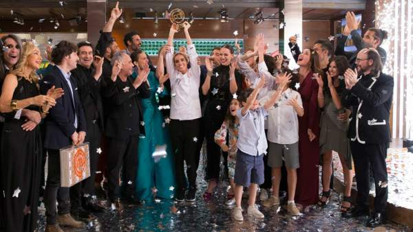 Ona Carbonell gana  'Masterchef Celebrity 3'