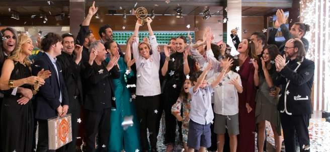 Ona Carbonell gana  'Masterchef Celebrity 3'