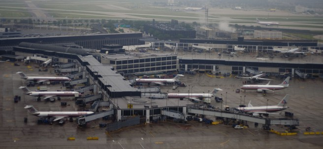 Aeropuerto O'Hare Chicago