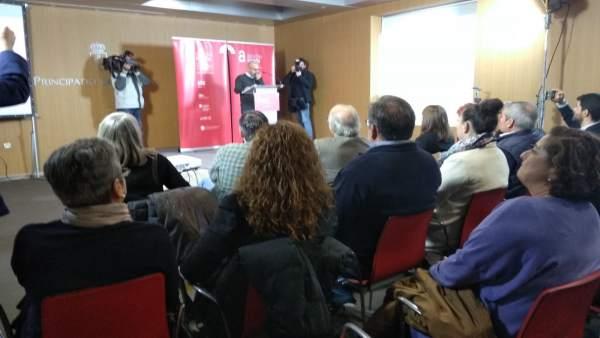 Presentación de Asturias Diseña.