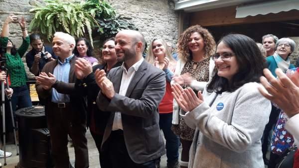 Luis Villares Presenta Su Candidatura Al Consello De En Marea