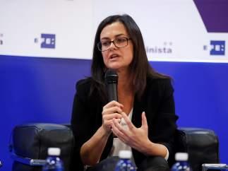 Esperanza Fernández, jueza de violencia de género en Móstoles