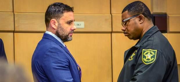 El hispano-estadounidense Pablo Ibar en el juicio abierto en Florida