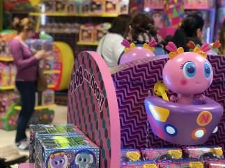 La venta de juguetes cae un 2% pese al fuerte tirón de las mini-muñecas